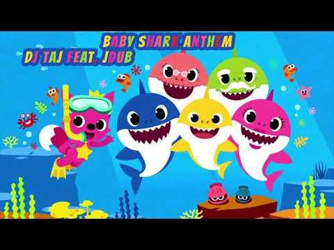 DJ Taj - Baby Shark Anthem (Jersey Club Version) ft. Jdub