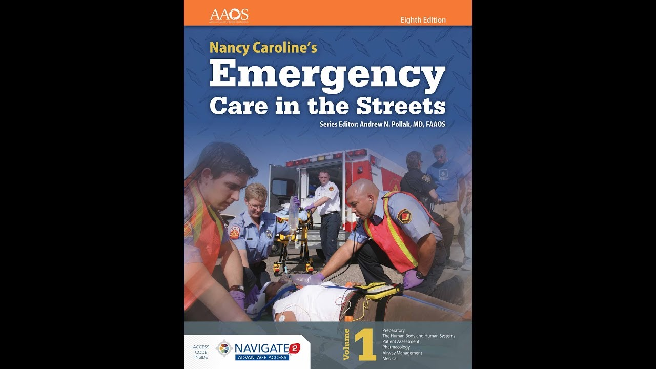 Nancy Carolines Emergency Care In The Streets