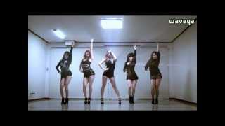 "Waveya 웨이브야 4minute 포미닛 볼륨업 "" Volume Up "" kpop cover dance"