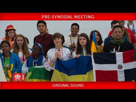 Pope Francis - Pre-Synodal Meeting on Young People 2018-03-19 Part II