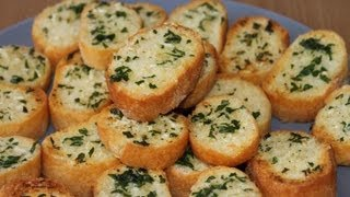 Student Mealz - How To Make Garlic Bread
