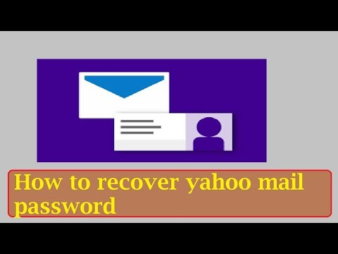 How To Recover A Yahoo Id With Phone Number