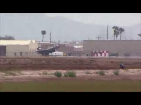 Luke Air Force Base Plane Spotting 03/27/17