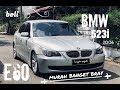 Beli Bmw 523i E60 Murah Gila / Vlog 05