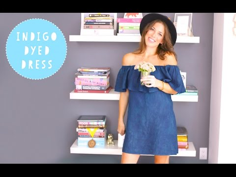 How To Indigo Dye Clothing (Quick Fix for Epic Stains)!
