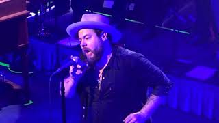 Nathaniel Rateliff - Baby i Lost My Way, live at Paradiso Amsterdam, 5 April 2018nn