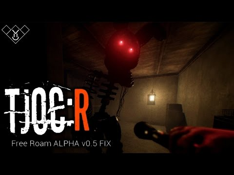 TJOC:R Alpha v 0.0.5 Update - Scary Bonnie