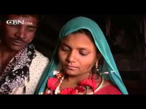 India's Innocent: Secret Weddings of Child Brides – CBN.com