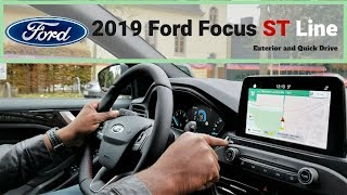 2019 Ford Focus ST-Line Quick Drive - Is the U.S. missing out?