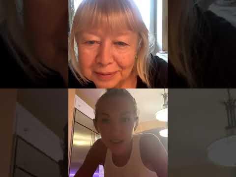 Ольга Дмитриевна в прямом эфире 01.06.2020.