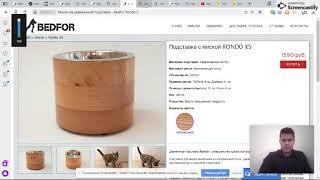 Сео аудит сайта товаров для животных