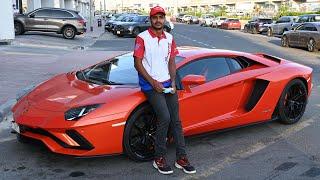 ഞാൻ Lamborghini എടുത്തു😍 / Lamborghini Delivery Boy In Dubai