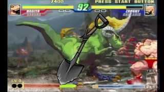 Capcom Fighting Evolution - Review Episode 58