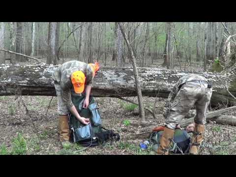 Roots, Game, and Trail - Public Land Hog Hunt in the Pineywoods of Texas, Backcountry Style!