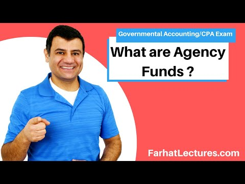 Agency Funds | Governmental Accounting | CPA Exam FAR