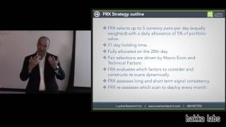 Designing and Validating a Systematic Foreign Exchange strategy