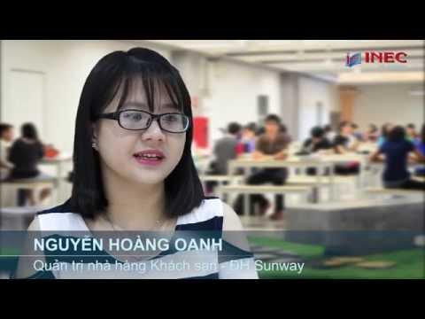 Đi du học Malaysia - Môi trường toàn cầu tại Đại học Sunway