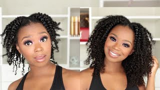 Watch Me Get THICK NATURAL Hair FAST with Better Length