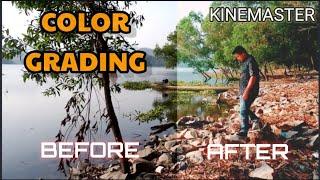 Belajar Color Grading di Kinemaster