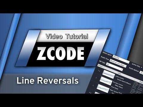 Zcode Line Reversals Easy Video Tutorial