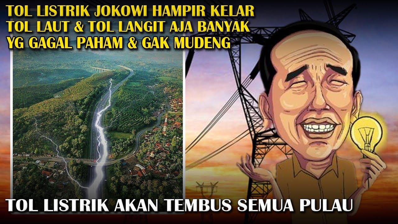 Udah Pernah Lewat TOL LISTRIK Jokowi Yg Hampir Kelar ini? Mega Proyek Yg Nyusul Tol Langit & Laut