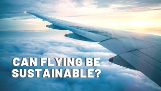 How to Fly More Sustainably // 30 Days of Kindness