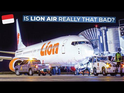 TRIPREPORT | Lion Air (ECONOMY) | Denpasar - Jakarta | Boeing 737-800