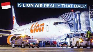 Tripreport | Lion Air  Economy  | Denpasar - Jakarta | Boeing 737-800
