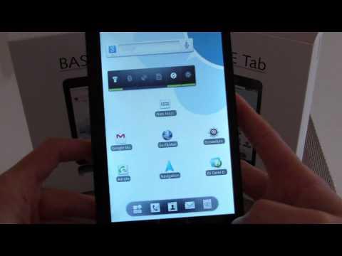 BASE Tab - Kurz-Vorstellung