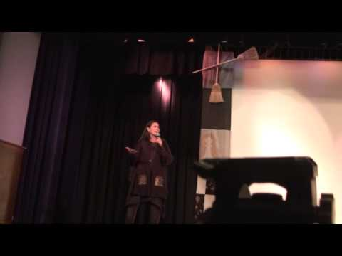 """Robin Lim On """"Finding the Hero Inside Yourself"""""""