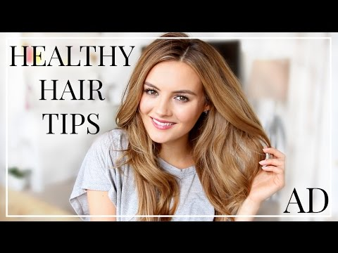 My Guide to Healthy Hair | Niomi Smart AD
