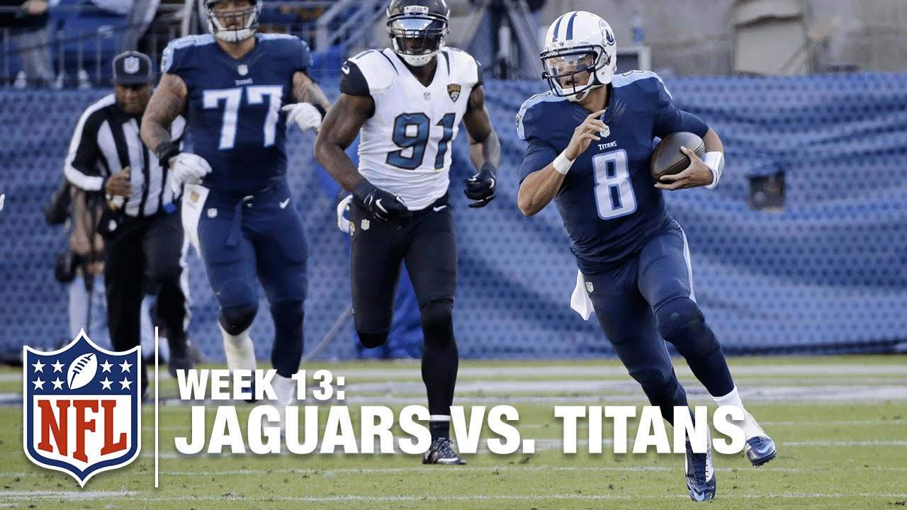 Titans' Marcus Mariota records first touchdown reception off own pass