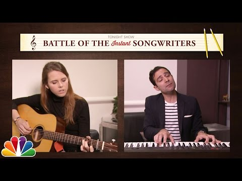 Battle of the Instant Songwriters: