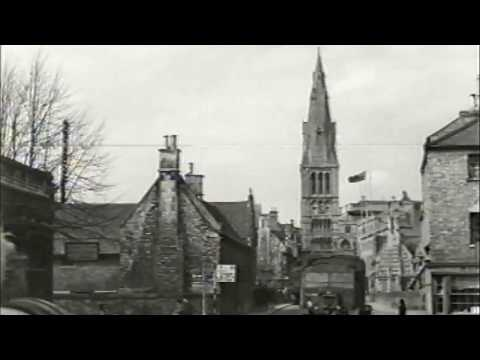 Stamford Lincolnshire New Zealand Day 18th April 1947