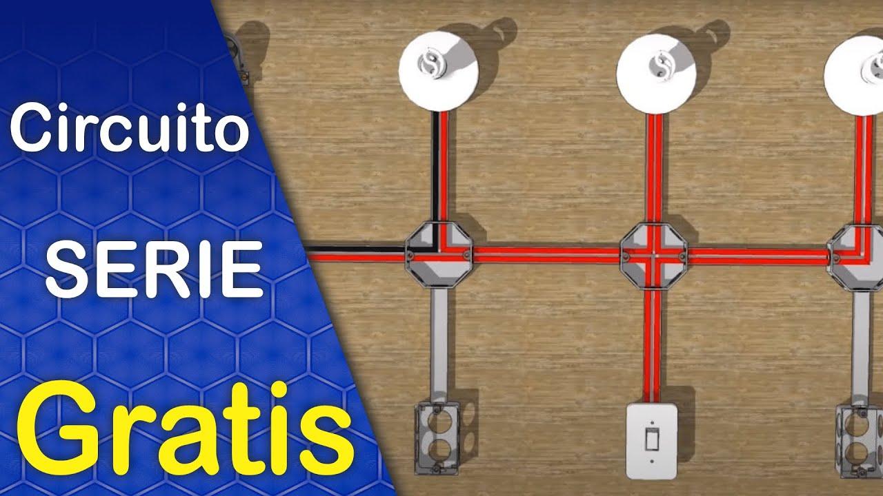 Circuito Serie : Instalaciones eléctricas instalación y diagramación de un