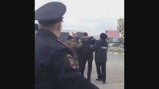 Дагестанских дальнобойщиков остановили на въезде в Калмыкию