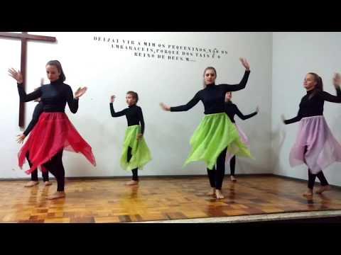 Coreografia TREM BALA- Versão dia das Mães