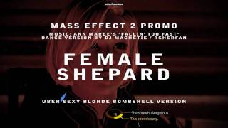 Mass Effect 2: Super Sexy Female Shepard