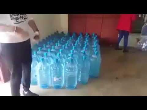 CHINESE NATIONALS MAKE FAKE MINERAL WATER IN LUSAKA