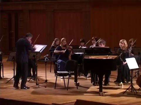 Boris Berezovsky  -  Beethoven  Piano Concerto No 3 in C minor, Op 37
