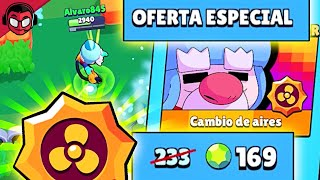 COMPRAMOS LA SEGUNDA STAR POWER DE GALE | Brawl Stars