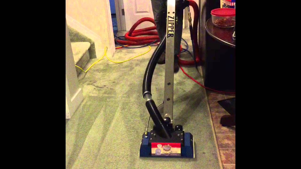 Vacuum Thingymajigger Carpet Cleaning With Zipper Wand And
