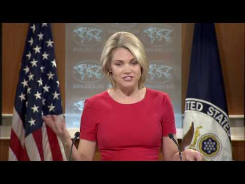 Department Press Briefing, June 22, 2017