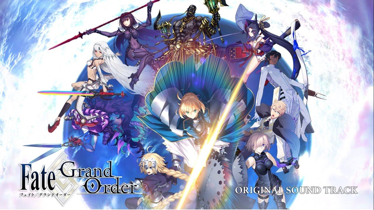 【Fate/Grand Order OST】1. Title - タイトル - YouTube