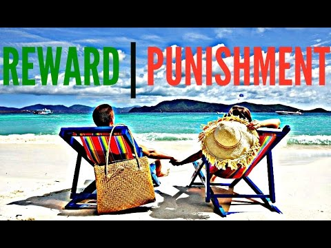 reward and punishment Rewards and punishment  in the jewish religion, they await the coming of the messiah, where he will hand out the eternal judgment and reward to all.