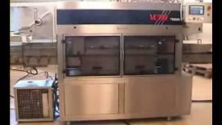 Vakumlu-Gazlı tam otomatik tabak kapama makinası VC999 TS2500 minced meat line