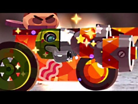 'SPARKY' SURFER + GIANT BOX! - C.A.T.S. Crash Arena Turbo Stars
