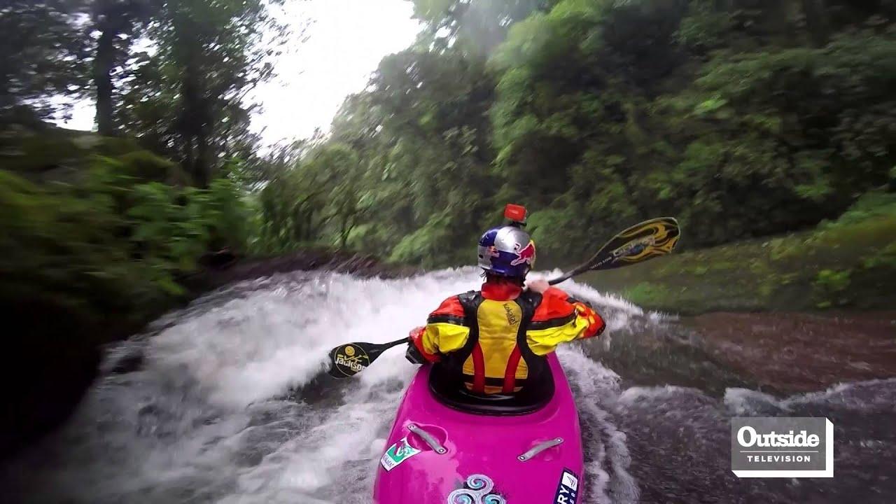 Kayaking Whitewater Symphony World Of Adventure