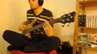 Barry White I'm Gonna Love You Just A Little More Baby Bass Cover