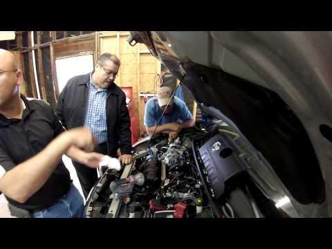 CNG/Gasoline Dual Fuel Conversion - 2013 Nissan Sentra - Fuel Injector Discussion